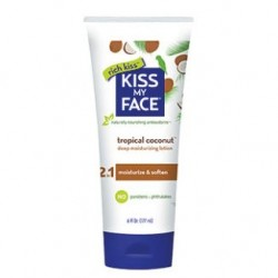 Kiss My Face - Kiss My Face Coconut 2 in 1 Deep Moisturizing Body Lotion 177ml
