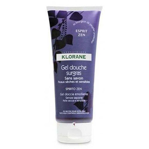 Klorane Saç Bakım - Klorane Gel Douche Surgras Esprit Zen Duş Jeli 200ml