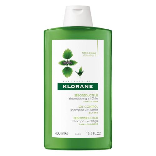 Klorane Saç Bakım - Klorane Isırganotu Ekstresi İçeren Yağlı Saçlar İçin Bakım Şampuanı 400ml
