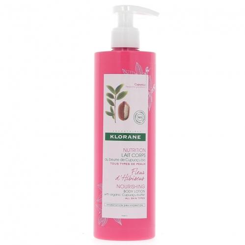 Klorane Saç Bakım - Klorane Nutrition Lait Corps Fleur d′Hibiscus 200 ml