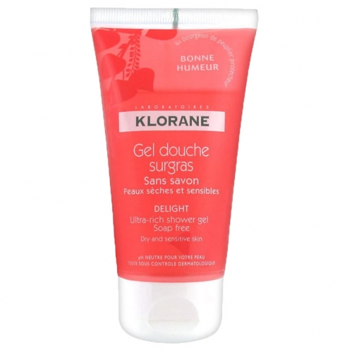 Diğer - Klorane Ultra Rich Shower Gel 75ml
