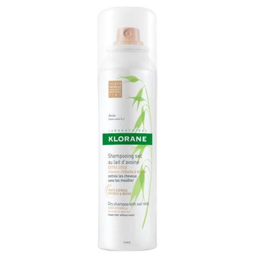 Klorane Saç Bakım - Klorane Yulaf Sütü İçeren Renkli Kuru Şampuan 150ml