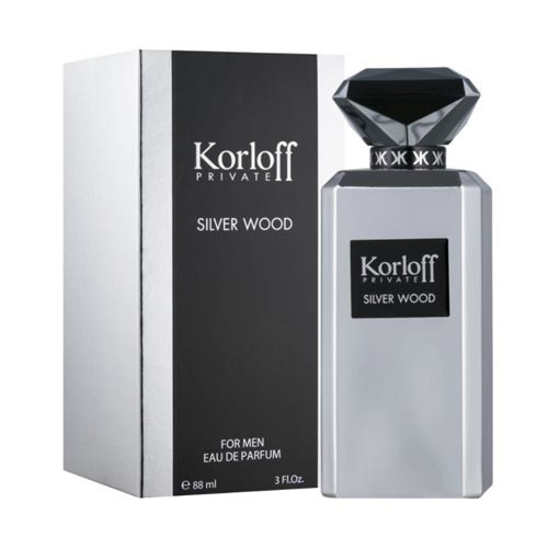 Korloff - Korloff Private Silver Wood Man Edp 88ml