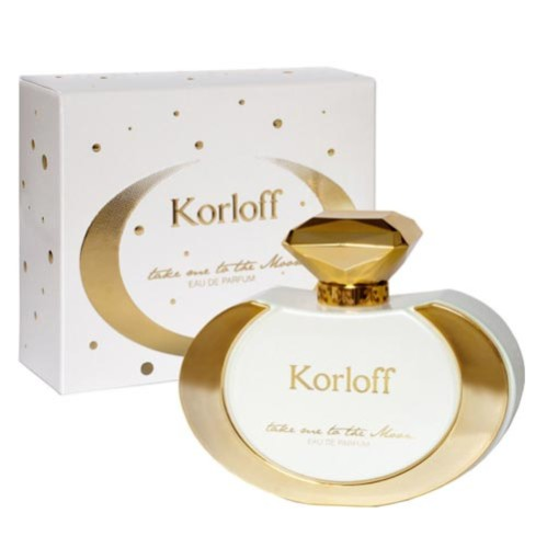 Korloff - Korloff Take Me To The Moon Women EDP Bayan Parfüm 100ml