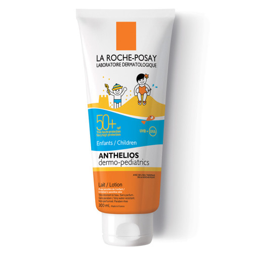 La Roche Posay Ürünleri - La Roche Posay Anthelios Süt Dermo-Pediatrics SPF 50+ PPD 38 250ml