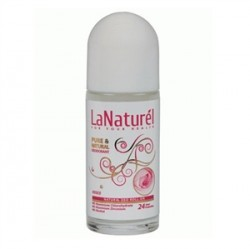 LaNaturel - LaNaturel Deo Roll On Gül Bayan 50ml