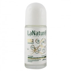 LaNaturel - LaNaturel Deo Roll On Kokusuz Bayan 50ml
