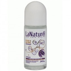 LaNaturel - LaNaturel Deo Roll On Lavanta Bayan 50ml