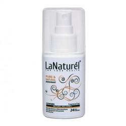 LaNaturel - LaNaturel Sprey Deodorant Kokusuz Bayan 50ml