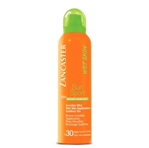 Lancaster İnvisible Mist Wet Skin Application Sublime Tan Spf30 200ml