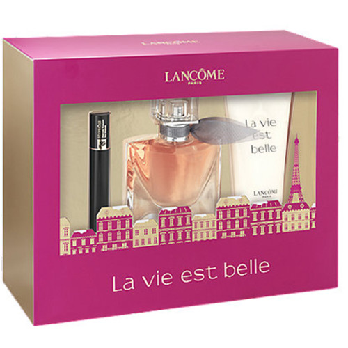 Lancome ürünleri - Lancome La Vie Est Belle EDP 30 ml - Bayan Parfüm Set
