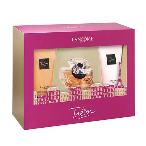 Lancome ürünleri - Lancome Tresor Bayan Parfüm SETİ
