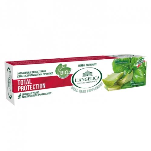 Langelica - Langelica Aloe Vera Diş Macunu Tam Koruma 75 ml