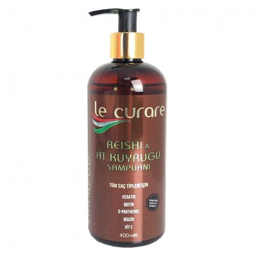 Le Curare - Le Curare Reishi & At Kuyruğu Şampuanı 400 ml