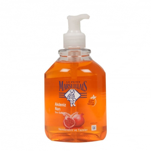 Le Petit Marseillais - Le Petit Marseiliais Akdeniz Narı Sıvı Sabun 500 ml