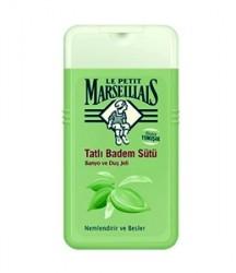 Le Petit Marseillais - Le Petit Marseillais Tatlı Badem Sütü Banyo ve Duş Jeli 250ml