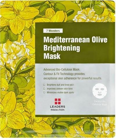 Leaders Ürünleri - Leaders 7 Wonders Mediterranean Olive Brightening Mask
