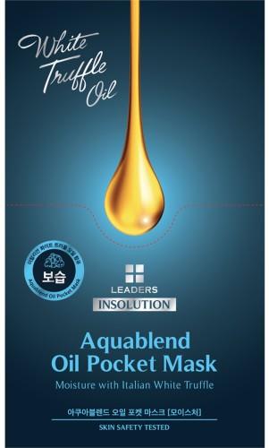 Leaders Ürünleri - Leaders Insolution Aquablend Oil Pocket Mask Moisture