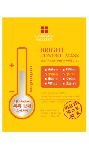 Leaders Ürünleri - Leaders Insolution Bright Control Mask 25ml