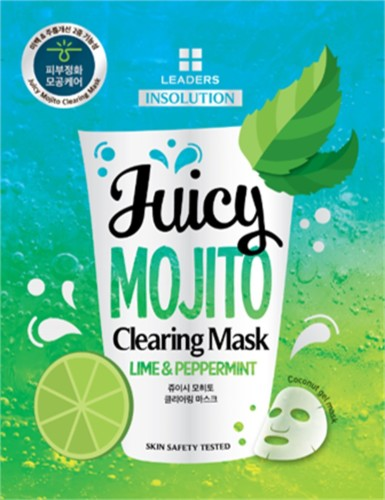 Leaders Ürünleri - Leaders Insolution Juicy Mojito Clearing Mask