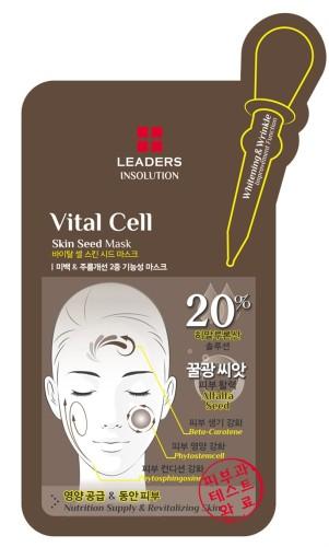 Leaders Ürünleri - Leaders Insolution Vital Cell Skin Seed Mask