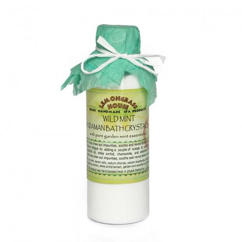 Lemongrass - Lemongrass Andaman Banyo Kristall Yabani Nane 120 ml