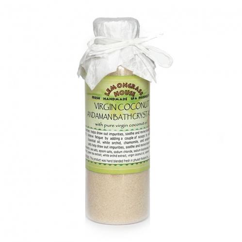 Lemongrass - Lemongrass Andaman Banyo Kristalli Hindistan Cevizi 120 ml