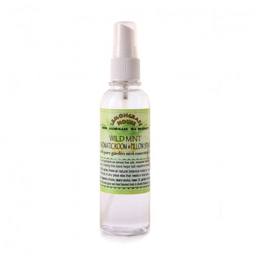 Lemongrass - Lemongrass Aromatik Oda Spreyi Yabani Nane 120 ml