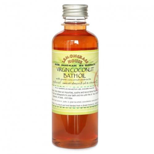 Lemongrass - Lemongrass Banyo Yağı Doğal Hindistan Cevizi 250 ML