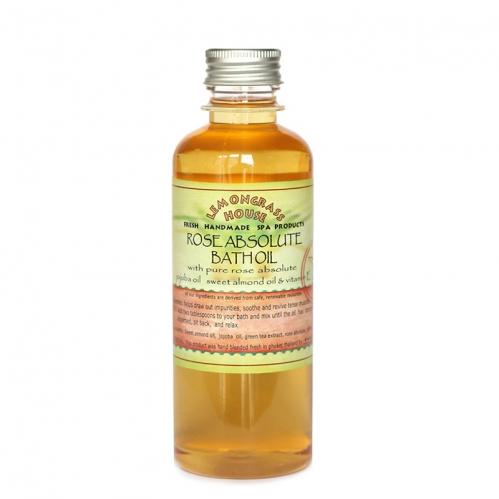 Lemongrass - Lemongrass Banyo Yağı Gül 250 ml