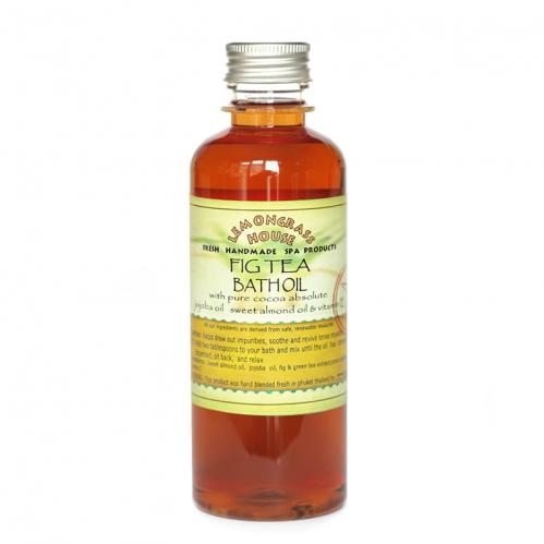 Lemongrass - Lemongrass Banyo Yağı İncir Çayı 250 ml