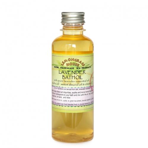 Lemongrass - Lemongrass Banyo Yağı Lavanta 250 ml