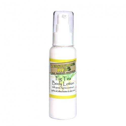 Lemongrass - Lemongrass Çocuk Vücut Losyonu İncir Çayı 120 ml