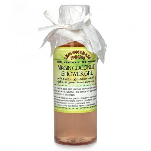 Lemongrass - Lemongrass Doğal Hindistan Cevizli Duş Jeli 120 ML