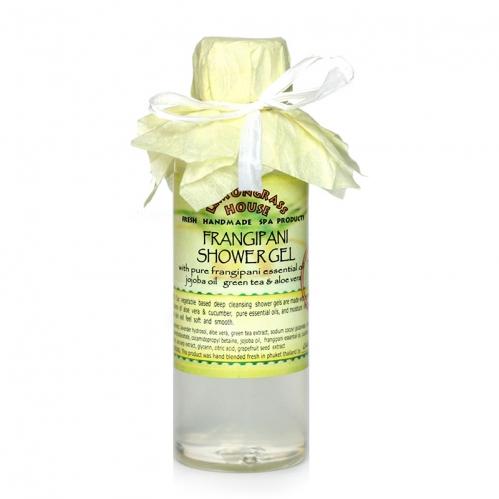 Lemongrass - Lemongrass Duş Jeli Frangipani 120 ml