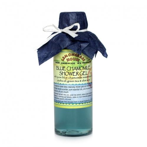 Lemongrass - Lemongrass Duş Jeli Mavi Papatya 120 ml