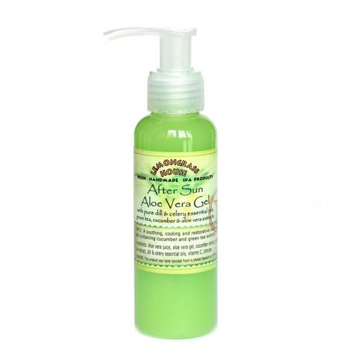 Lemongrass - Lemongrass Güneş Sonrası Aloe Vera Jel 120 ml