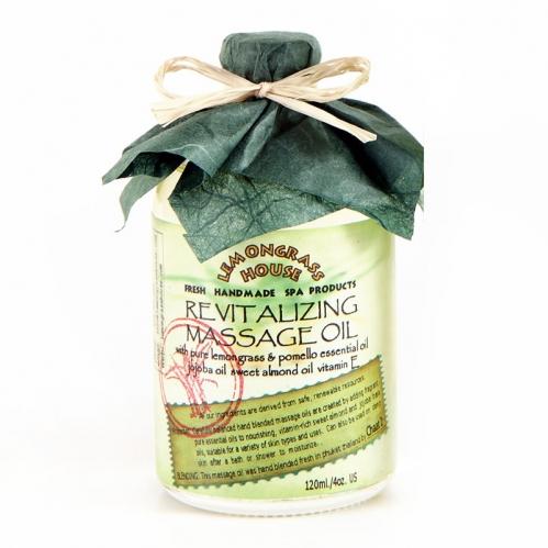 Lemongrass - Lemongrass Masaj Yağı Canlandırıcı 120 ml