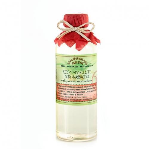 Lemongrass - Lemongrass Masaj Yağı Gül 250 ml