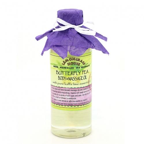 Lemongrass - Lemongrass Masaj Yağı Kelebek Sarmaşığı 250 ml