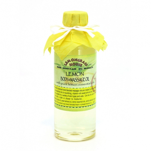 Lemongrass - Lemongrass Masaj Yağı Limon 250 ml