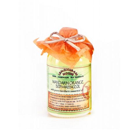 Lemongrass - Lemongrass Masaj Yağı Mandalina 120 ml