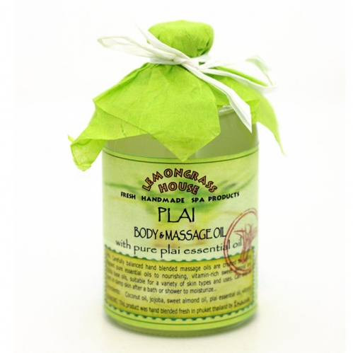 Lemongrass - Lemongrass Masaj Yağı Plai 120 ml