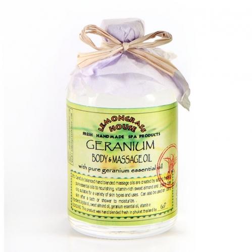 Lemongrass - Lemongrass Masaj Yağı Sardunya 120 ml