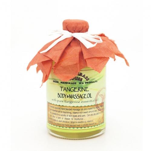 Lemongrass - Lemongrass Masaj Yağı Tangerine 120 ml