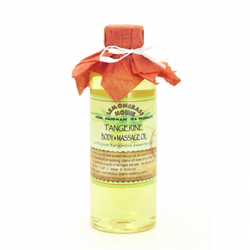 Lemongrass - Lemongrass Masaj Yağı Tangerine 250 ml