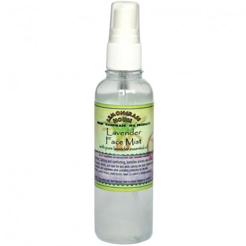 Lemongrass - Lemongrass Nemlendirici Yüz Spreyi Lavanta 120 ML