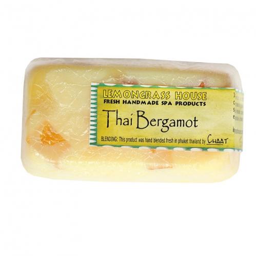 Lemongrass - Lemongrass Sabun Kalıbı Thai Bergamot 200 gr