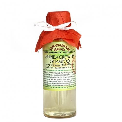 Lemongrass - Lemongrass Şampuan Parlak ve Güçlü Saçlar 120 ml