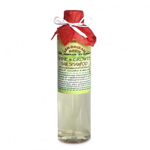 Lemongrass - Lemongrass Şampuan Parlak ve Güçlü Saçlar 260 ml